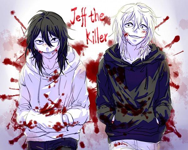 Tags: Anime, Miki (Momoko), Pixiv Id 3477515, Jeff the Killer, Creepypasta