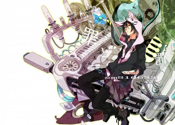 Tags: Anime, Saikawa, Soraru, Pixiv, Fanart, Crime and Punishment, Nico Nico Singer, DECO*27