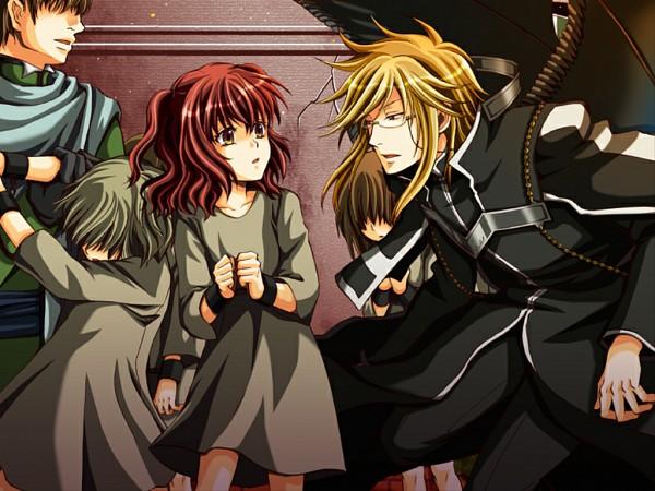 Tags: Anime, QuinRose, Crimson Empire ~Circumstances to Serve a Noble~, Michael Faust, Sheila Rozann, CG Art