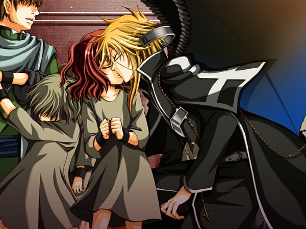 Tags: Anime, QuinRose, Crimson Empire ~Circumstances to Serve a Noble~, Sheila Rozann, Michael Faust, CG Art