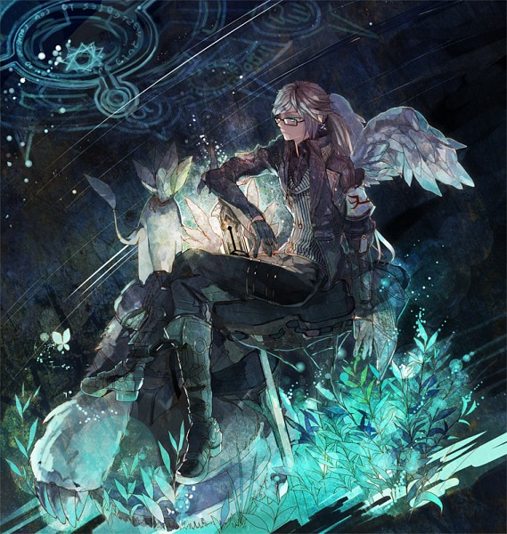 Tags: Anime, Pixiv Id 26590, Tartaros Online, Cromodo, Pixiv, Fanart