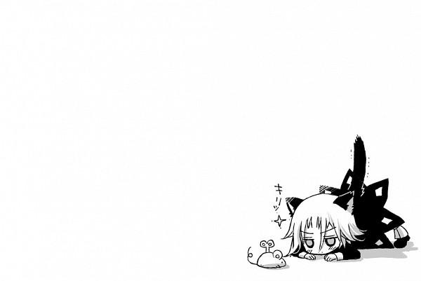 Tags: Anime, Sakurazawa Izumi, SOUL EATER, Crona, Stuffed Mouse
