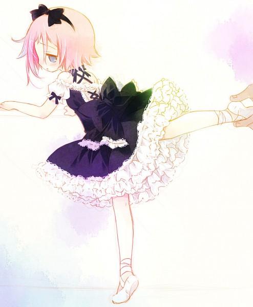 Tags: Anime, Sakurazawa Izumi, SQUARE ENIX, SOUL EATER, Noah (SOUL EATER), Crona, Ballerina Outfit, Ballet