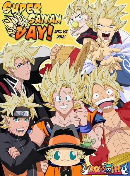 Tags: Anime, LadyGT, Toei Animation, Gintama, DRAGON BALL, Katekyo Hitman REBORN!, Beelzebub, ONE PIECE, BLEACH, NARUTO, DRAGON BALL Z, Monkey D. Luffy, Uzumaki Naruto