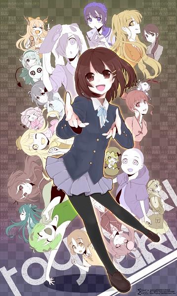 Tags: Anime, Monicanico, Yuru Yuri, Hanasaku Iroha, Last Exile -Ginyoku no Fam-, Ookami-san to Shichinin no Nakama-tachi, Seikon no Qwaser, Shugo Chara!, Seiken no Blacksmith, Ano Hi Mita Hana no Namae o Bokutachi wa Mada Shiranai., K-ON!, Hyakka Ryouran: Samurai Girls, To Aru Majutsu no Index