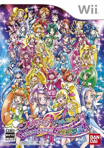 Tags: Anime, Bandai Visual, Suite Precure♪, Smile Precure!, Futari wa Precure Splash Star, Heartcatch Precure!, Dokidoki! Precure, Yes! Precure 5, Fresh Precure!, Futari wa Precure, Minazuki Karen, Cure Blossom, Cure Diamond