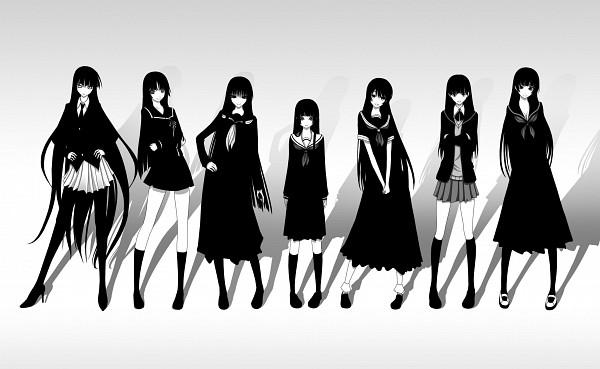 Tags: Anime, Shimazu Kazuhiro, Tasogare Otome x Amnesia, Jigoku Shoujo, Princess Resurrection, Houkago Play, Nurarihyon no Mago, Ga-Rei Zero, Amagami, Kamura Reiri, Kanojo, Ayatsuji Tsukasa, Isayama Yomi