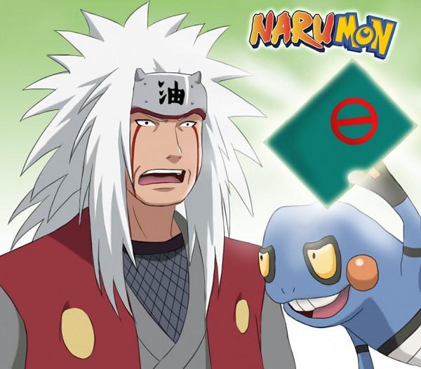 Tags: Anime, NARUTO, Pokémon, Jiraiya (NARUTO), Artist Request