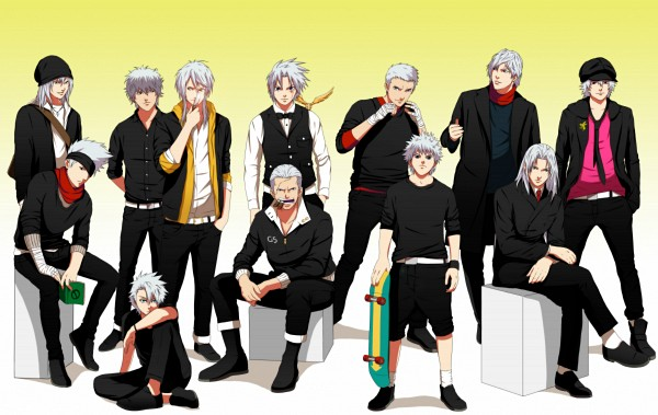 Tags: Anime, KFour9, ONE PIECE, Hunter x Hunter, Bakuman。, Gintama, PSYCHO-PASS, D.Gray-man, Tegami Bachi, Katekyo Hitman REBORN!, Final Fantasy VII, BLEACH, Devil May Cry