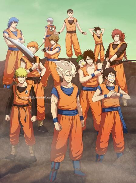 Tags: Anime, KFour9, DRAGON BALL, Yu Yu Hakusho, Toriko, Rurouni Kenshin, Hunter x Hunter, Gintama, Beelzebub, ONE PIECE, Katekyo Hitman REBORN!, BLEACH, NARUTO