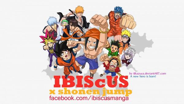 Tags: Anime, 0kazuya, Hunter x Hunter, Beelzebub, Ibiscus, DRAGON BALL, Toriko, Gintama, ONE PIECE, Yu-Gi-Oh! Duel Monsters, NARUTO, BLEACH, Yu-Gi-Oh!