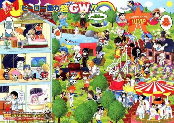 Tags: Anime, Katekyo Hitman REBORN!, D.Gray-man, SKET Dance, ONE PIECE, Gintama, NARUTO, BLEACH, Kanda Yuu, Fujisaki Yusuke, Allen Walker, Brook, Onizuka Hime