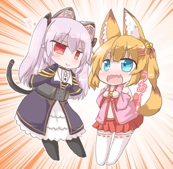 Tags: Anime, Pixiv Id 110270, Mikoko (Kemomimi Teikoku Kokuei Housou), Nora Cat, Kemomimi Teikoku Kokuei Housou, Nora Cat Channel