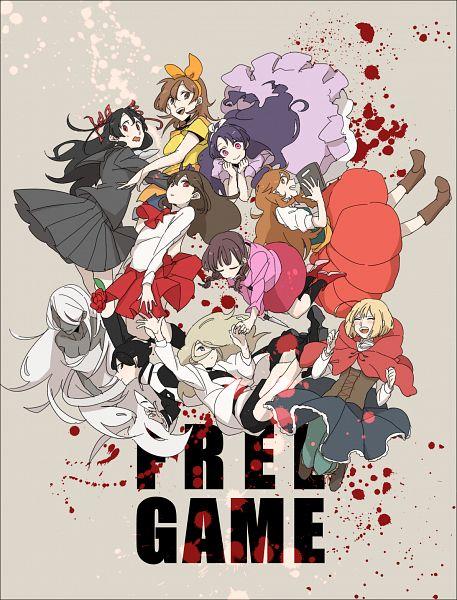 Tags: Anime, Pixiv Id 973544, Yume Nikki, Kirisame ga Furu Mori, Ib, OFF (Game), Haiki Gas Circle, Chloe no Requiem, Kaii Shoukougun, Satsuriku no Tenshi, Madotsuki, Kanzaki Shiori, Ib (Character)