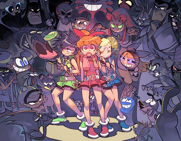 Tags: Anime, Yoshinari Yoh, Samurai Jack, Dexter's Laboratory, Ed Edd n Eddy, Power Puff Girls, Foster's Home for Imaginary Friends, Batman, Looney Tunes, Power Puff Girls Z, Courage the Cowardly Dog, Spider-Man, Cow and Chicken