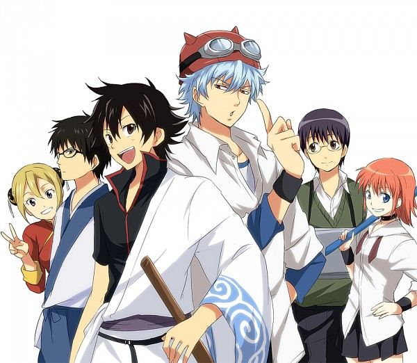 Tags: Anime, Punchiki, SKET Dance, Gintama, Onizuka Hime, Shimura Shinpachi, Sakata Gintoki, Usui Kazuyoshi, Kagura (Gin Tama), Fujisaki Yusuke, Kagura (Gintama) (Cosplay), Usui Kazuyoshi (Cosplay), Shimura Shinpachi (Cosplay)