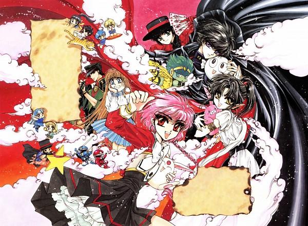 Tags: Anime, CLAMP, Geneon Pioneer, 20 Mensho ni Onegai!!, X, CLAMP School Detectives, Fushigi no Kuni no Miyuki-chan, Legend of Chun Hyang, Tokyo BABYLON, RG Veda, Duklyon: CLAMP School Defenders, CLAMP in Wonderland, Magic Knight Rayearth