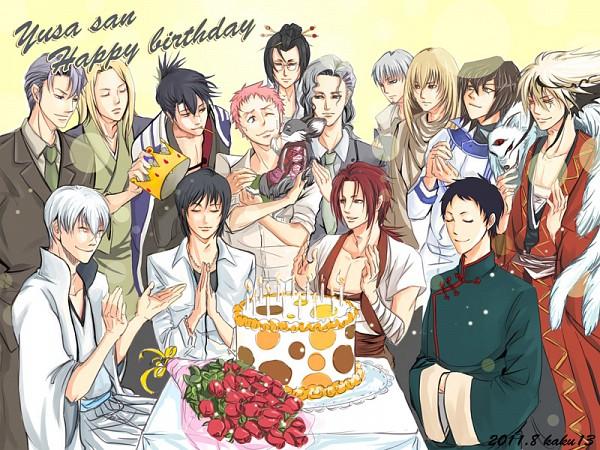 Tags: Anime, Gintama, Koutetsu Sangokushi, Claymore, Amatsuki, Nurarihyon no Mago, Yu-Gi-Oh!, Yu-Gi-Oh! GX, Tokimeki Memorial Girl's Side 1st Love, Shinonome Kon, Tenjouin Fubuki, Himuro Reiichi, Nurarihyon