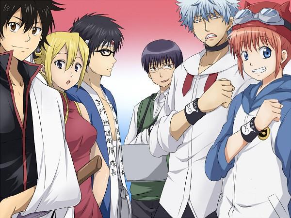 Tags: Anime, Gintama, SKET Dance, Usui Kazuyoshi, Kagura (Gin Tama), Fujisaki Yusuke, Shimura Shinpachi, Onizuka Hime, Sakata Gintoki, Shimura Shinpachi (Cosplay), Sakata Gintoki (Cosplay), Fujisaki Yusuke (Cosplay), Onizuka Hime (Cosplay)