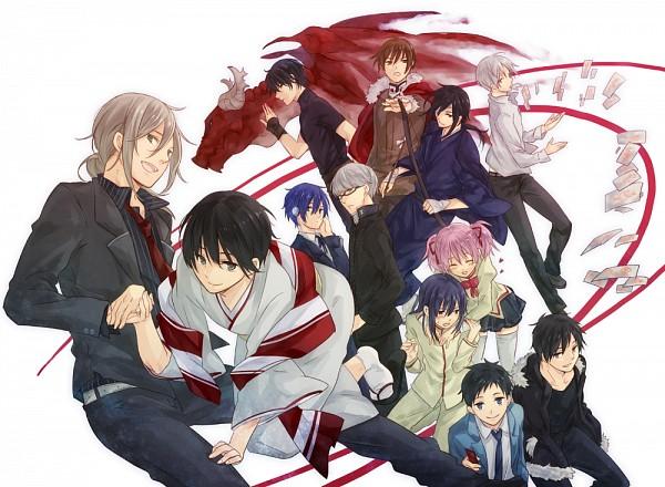 Tags: Anime, Taka Bun, Axis Powers: Hetalia, Bakuman。, Mahou Shoujo Madoka☆Magica, Natsume Yuujinchou, DURARARA!!, DRAG-ON DRAGOON, Shin Megami Tensei: PERSONA 4, Shin Megami Tensei: PERSONA 3, Akemi Homura, Caim, Takagi Akito