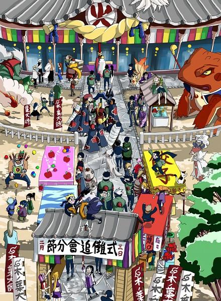 Tags: Anime, Rukawa Hiro, Gintama, NARUTO, Okita Sougo, Aburame Shino, Kagura (Gin Tama), Orochimaru, Sarutobi Konohamaru, Tenten, Haruno Sakura, Sarutobi Hiruzen, Nara Shikamaru