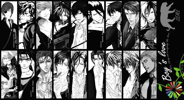 Tags: Anime, Yoneda Kou, Shimizu Yuki, Nitro+CHiRAL, Uragiri wa Boku no Namae wo Shitteiru, Love Mode, Gintama, Love Prize In The Viewfinder, Kuroshitsuji, Katekyo!, Totally Captivated, The Tyrant Who Fell in Love, Katekyo Hitman REBORN!