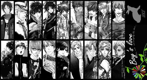 Tags: Anime, Yoneda Kou, Shimizu Yuki, Nitro+CHiRAL, Vassalord, Ao no Exorcist, Gintama, 07-ghost, Kuroshitsuji, Uragiri wa Boku no Namae wo Shitteiru, Love Prize In The Viewfinder, Katekyo Hitman REBORN!, Katekyo!