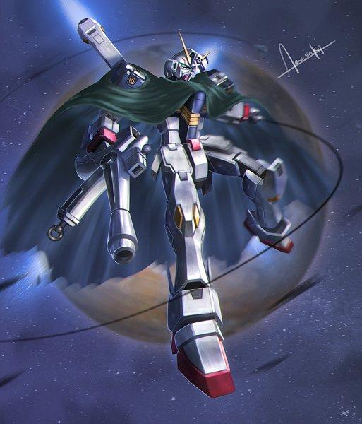 Tags: Anime, Wa-kun, Mobile Suit Crossbone Gundam, Crossbone Gundam X-1