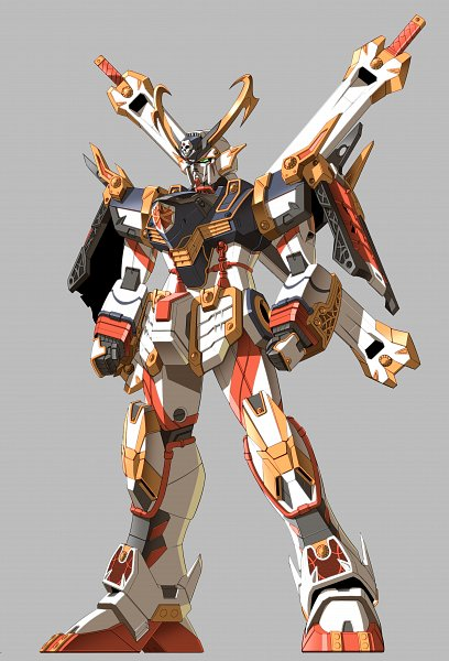 Tags: Anime, Kuramochi Kyouryuu, Mobile Suit Crossbone Gundam, Crossbone Gundam X-1