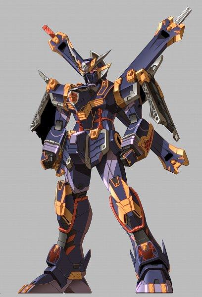 Tags: Anime, Kuramochi Kyouryuu, Mobile Suit Crossbone Gundam, Crossbone Gundan X-2