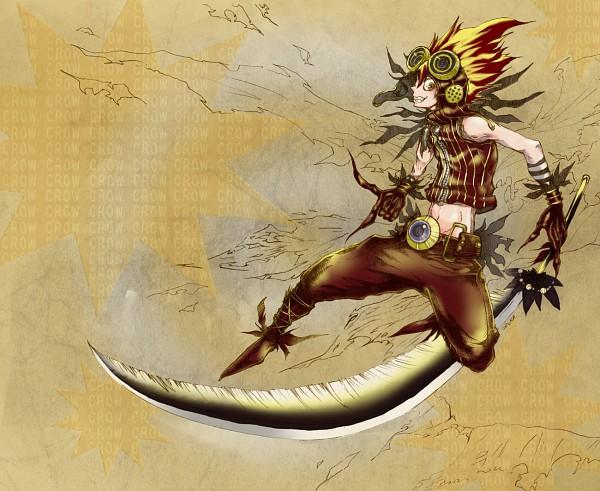 Tags: Anime, Bakuman。, Crow (Character), Crow (Bakuman), Artist Request