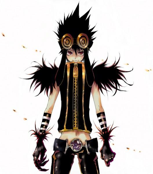 Tags: Anime, Fleur-de-lis, Bakuman。, Crow (Character), Crow (Personification), Bird (Personification), Fanart From Pixiv, Pixiv, Fanart, Crow (Bakuman)