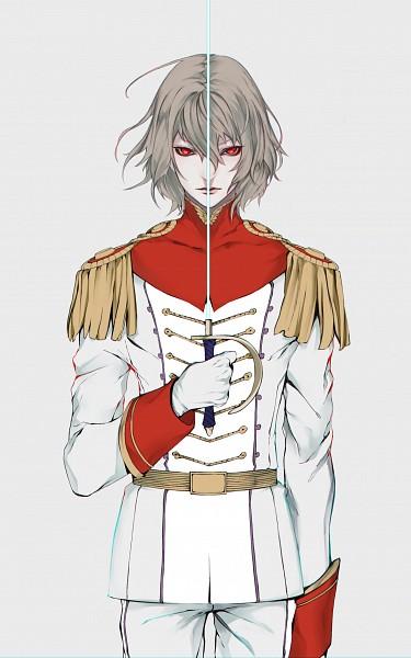 Tags: Anime, Pixiv Id 2210298, Shin Megami Tensei: PERSONA 5, Crow (Persona 5), Akechi Goro, Fanart From Pixiv, Pixiv, Fanart