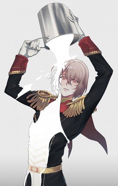 Crow (Persona 5) - Akechi Goro