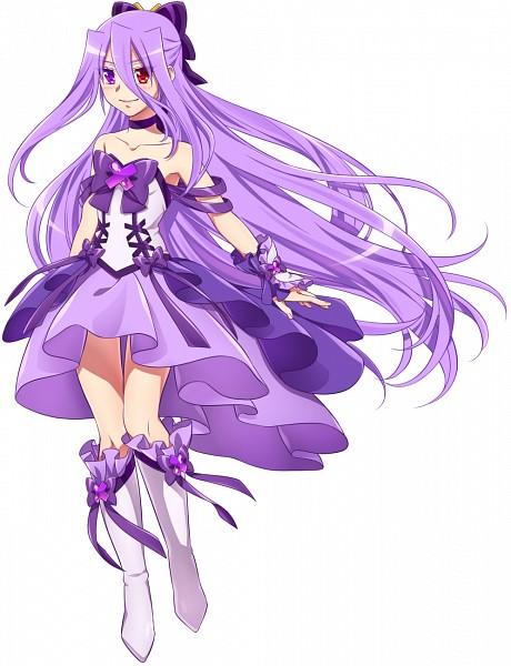 Tags: Anime, 0417nao, Shuffle! Precure, Pretty Cure Fan Series, Nobara Rei, Crown Joker, Pixiv