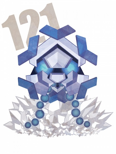 Cryogonal - Pokémon