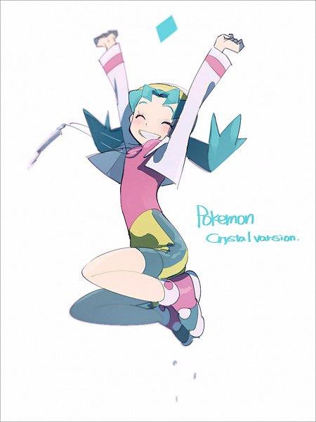Tags: Anime, Pokémon SPECIAL, Pokémon, Crystal (Pokémon SPECIAL)