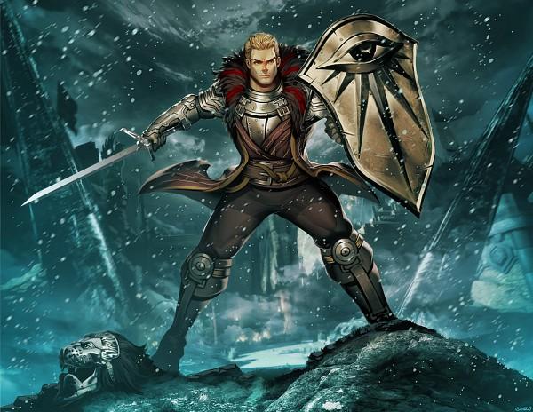 Cullen - Dragon Age: Inquisition