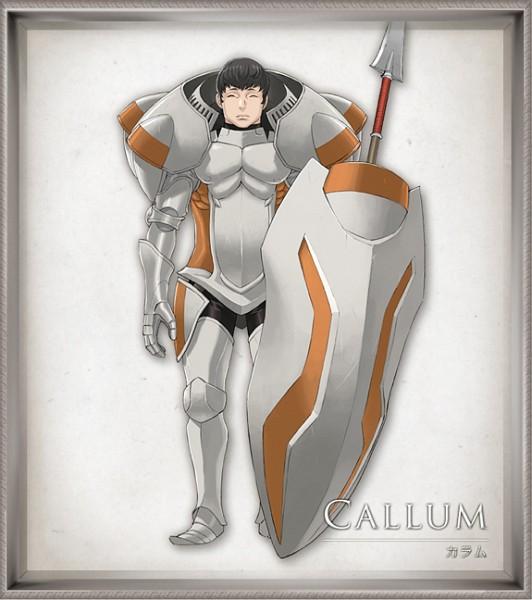 Cullum - Fire Emblem: Kakusei