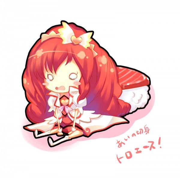 Tags: Anime, Pixiv Id 380554, Dokidoki! Precure, Cure Ace, Madoka Aguri, Fanart From Pixiv, Pixiv, Fanart