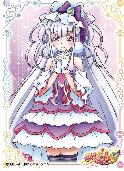 Tags: Anime, HUGtto! Precure, Cure Amour, Lulu (Precure)