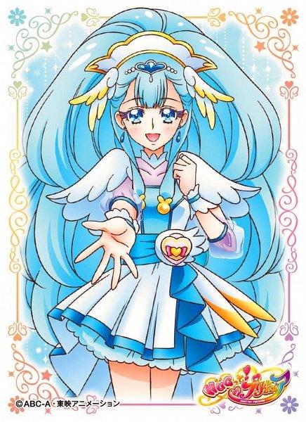 Tags: Anime, HUGtto! Precure, Cure Ange, Yakushiji Saaya, Official Art