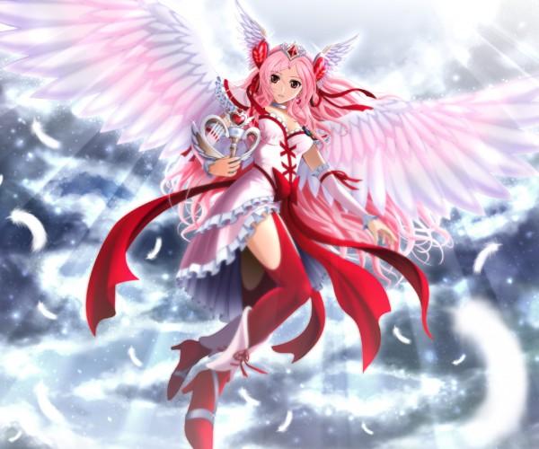 Cure Angel (Passion) - Higashi Setsuna