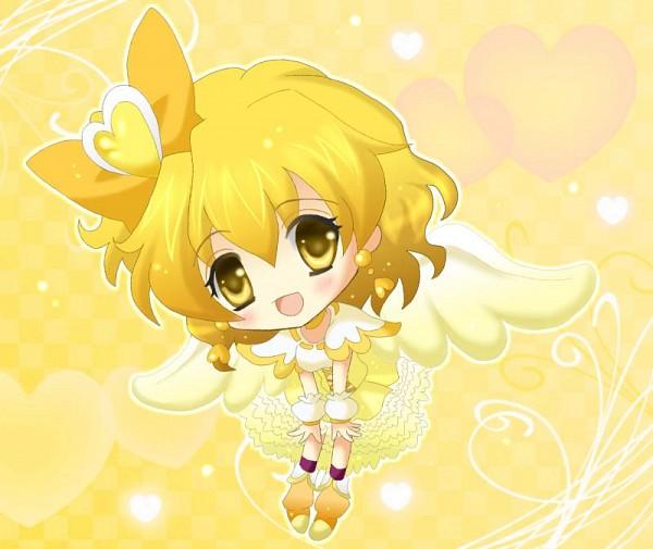 Cure Angel (Pine) - Yamabuki Inori