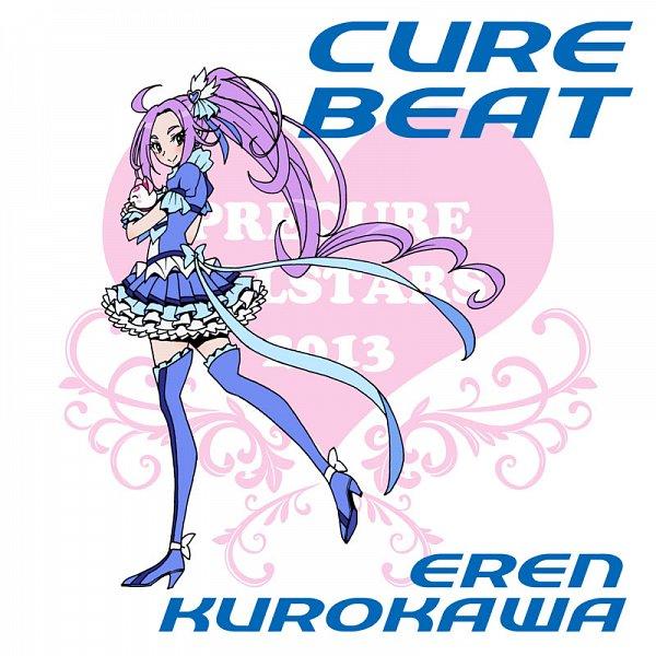 Tags: Anime, Eunos, Suite Precure♪, Kurokawa Eren, Cure Beat, Fanart From Pixiv, Pixiv, Fanart