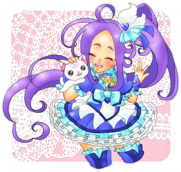 Tags: Anime, Pixiv Id 1895905, Suite Precure♪, Kurokawa Eren, Cure Beat, Hummy