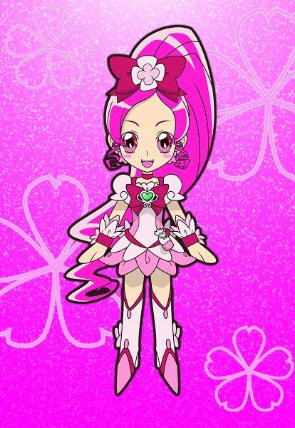 Tags: Anime, MT2Y-Monyo, Heartcatch Precure!, Cure Blossom, Hanasaki Tsubomi, Fanart From Pixiv, Pixiv, Fanart
