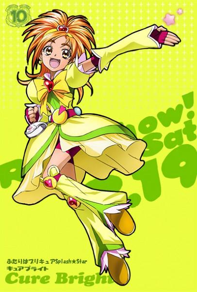 Cure Bright - Futari wa Precure Splash Star