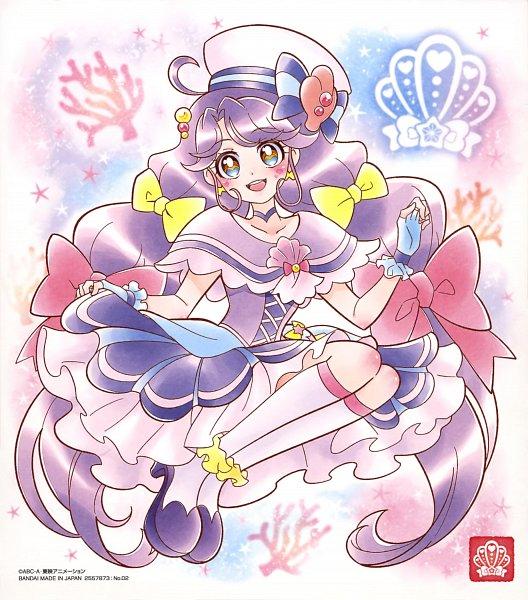 Cure Coral - Suzumura Sango