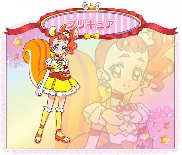 Cure Custard - Arisugawa Himari